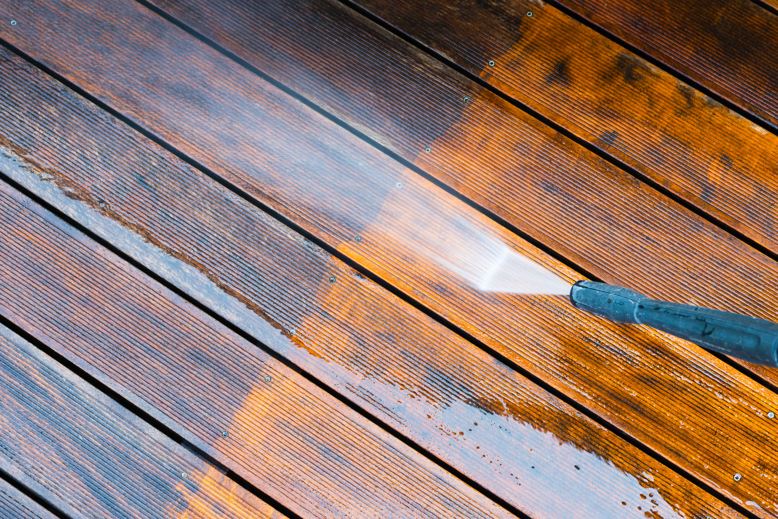 Deck and Patio Washing & Deck u0026 Patio Power Washing Services | Columbus Power Cleaning